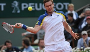 Ernests Gulbis French Open