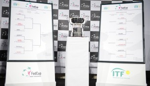 Fed Cup draw