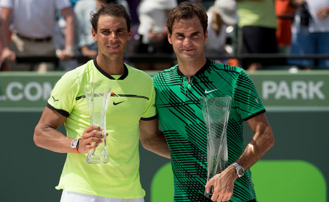 Federer beats Nadal Miami