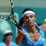 Gabriela Sabatini Tennis 150x150 Where are they now: Gabriela Sabatini, Yannick Noah