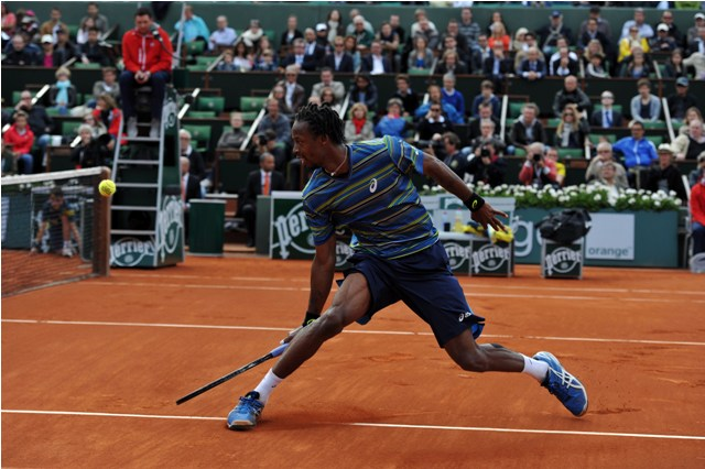 Gael Monfils French Open French Hope Gael Monfils