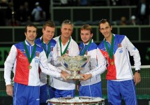 Czech Republic Davis Cup Winners