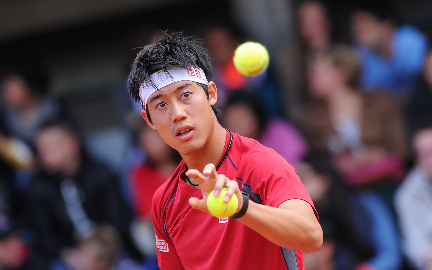 Kei Nishikori Withdraws from Cincinnati Following Surgery | STEVE G ...: www.stevegtennis.com/2014/08/kei-nishikori-withdraws-from...