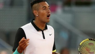 Kyrgios Madrid