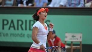 Li Na French Open