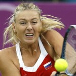 Maria Sharapova - 2012 Olympic Photos-13