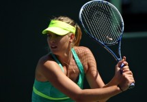 Maria Sharapova WTA Tour