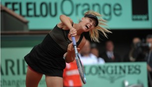 Maria Sharapova French Open