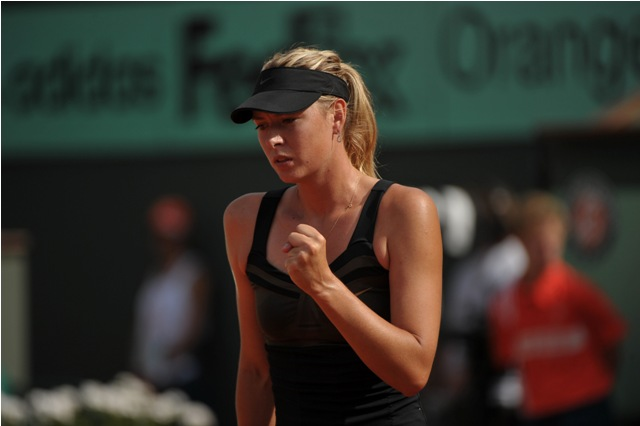 Maria Sharapova Paris