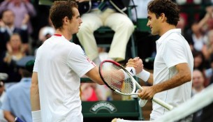 Murray vs Federer