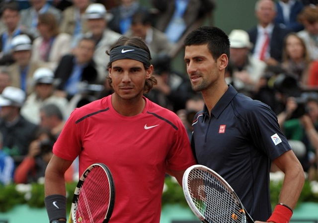 Djokovic Vs Nadal