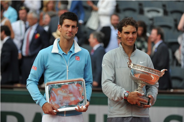 Nadal wins French Open 2014