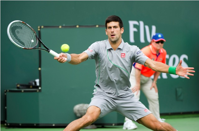 Novak Djokovic Indian Wells