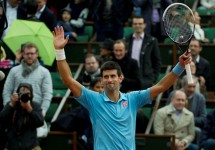Novak Djokovic Paris