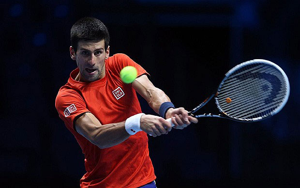 Djokovic defeats Tsonga