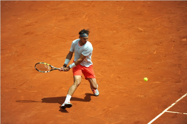 Rafa Nadal French Open