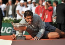 Rafael Nadal French Open 2014 champion