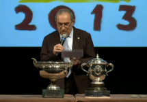 Roland Garros Women 2013 Draw