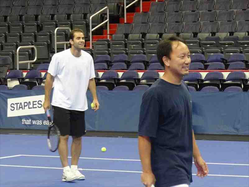 Sampras vs Chang