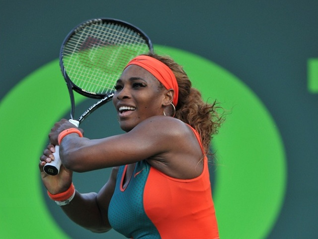Serena Williams Miami 2014