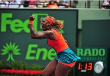 Serena Williams Miami