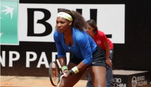 Serena Williams Rome