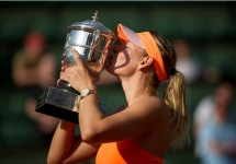 Sharapova WTA Rankings
