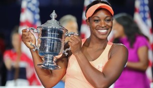 Stephens US Open 2017