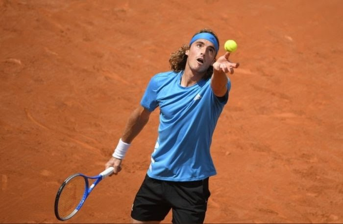 Stefanos Tsitsipas Vs Pablo Cuevas French Open 2020 Preview And Prediction Steve G Tennis