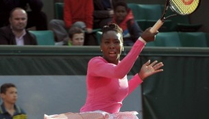 Venus Williams French Open