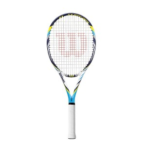 WRT7131 Juice 100 Front 300x300 Wilson Tennis Rackets Reviews   New Steam Wilson Racquets For 2013