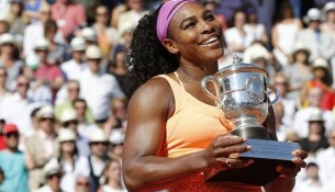 Williams French Open