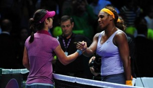 Williams vs Li Na