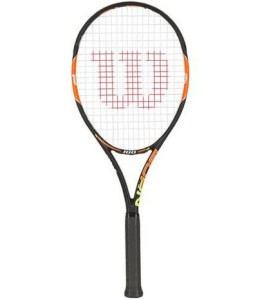 Wilson Burn 100S racket review 2017