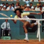 Yannick Noah tennis 150x150 Where are they now: Gabriela Sabatini, Yannick Noah