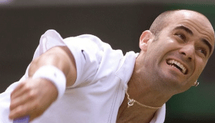 andre agassi pic
