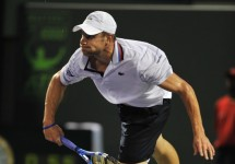 Miami, 28th March 2010Andy RODDICK (USA)Photo Ray Giubilo