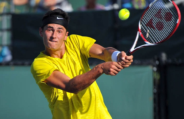 2012 Sony Ericsson Open ,Miami,USA