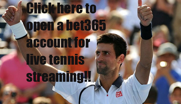 Watch Live Tennis Streaming