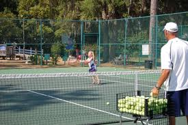 Tennis Lessons are only effective with the right coaching