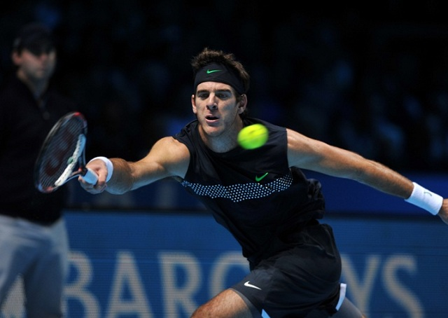 Del Potro ATP World Tour Finals