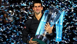 Novak Djokovic wins ATP Tour Finals 2013