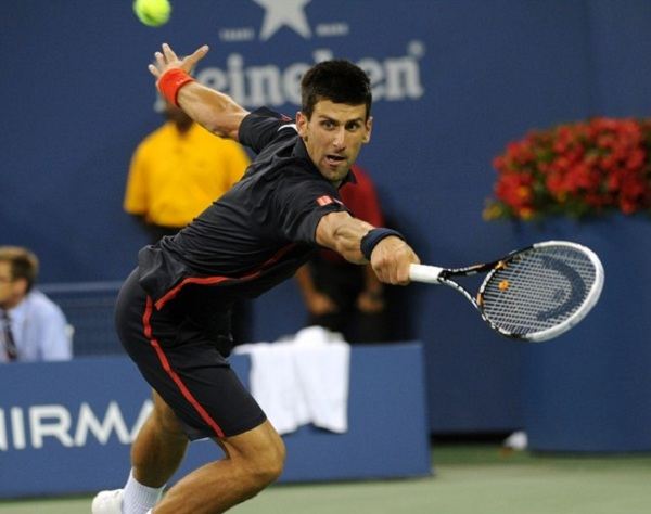 Novak Djokovic ATP Tennis