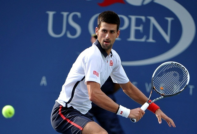 djokovic us open