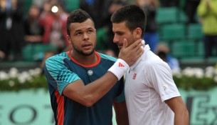 Djokovic vs Tsonga