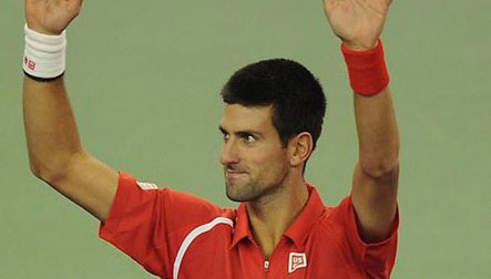 djokovic wins shanghai