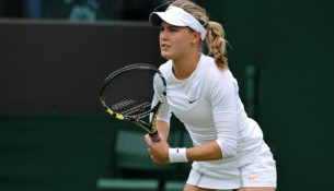 Eugenie Bouchard WTA Tour