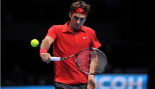 Roger Federer ATP World Tour Finals