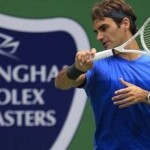 federer beats cilic shanghai masters
