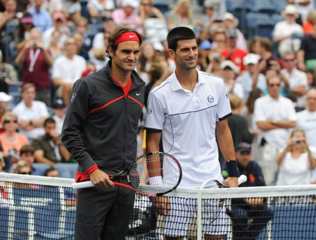 Roger Federer vs Novak Djokovic SF Preview